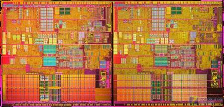 Pentium Extreme Edition 840 版图